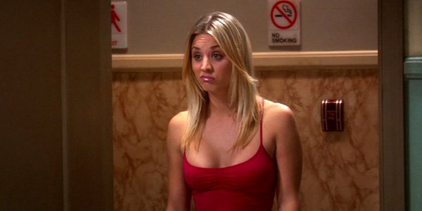 Penny in The Big Bang Theory Season 1
