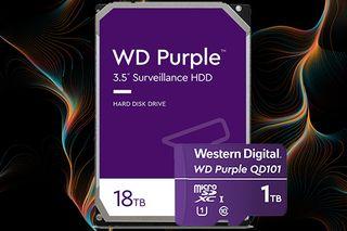 Nuovi prodotti WD Purple