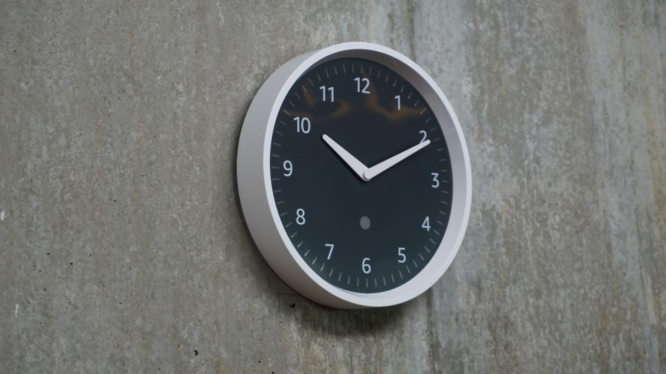 Amazon Echo Wall Clock Back On Sale After Borked Timer