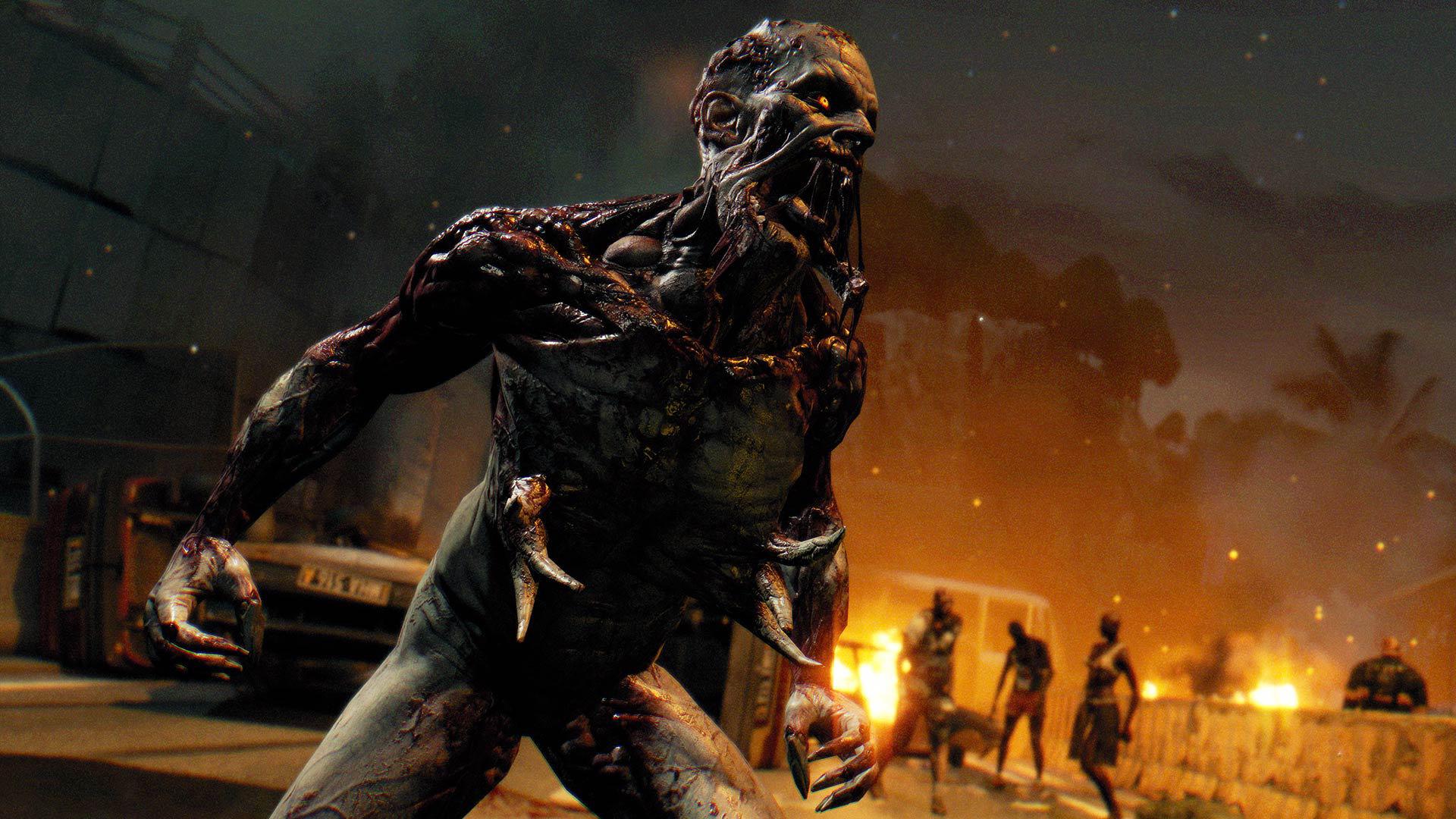 Games like Resident Evil - Dying Light