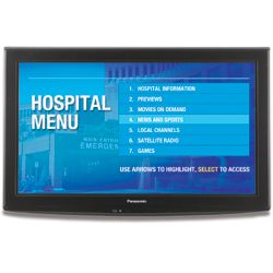 Nursing Home Installs New In-Room Patient LCD Displays