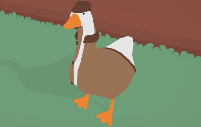Untitled Goose Game Needs This Character Creator Pc Gamer