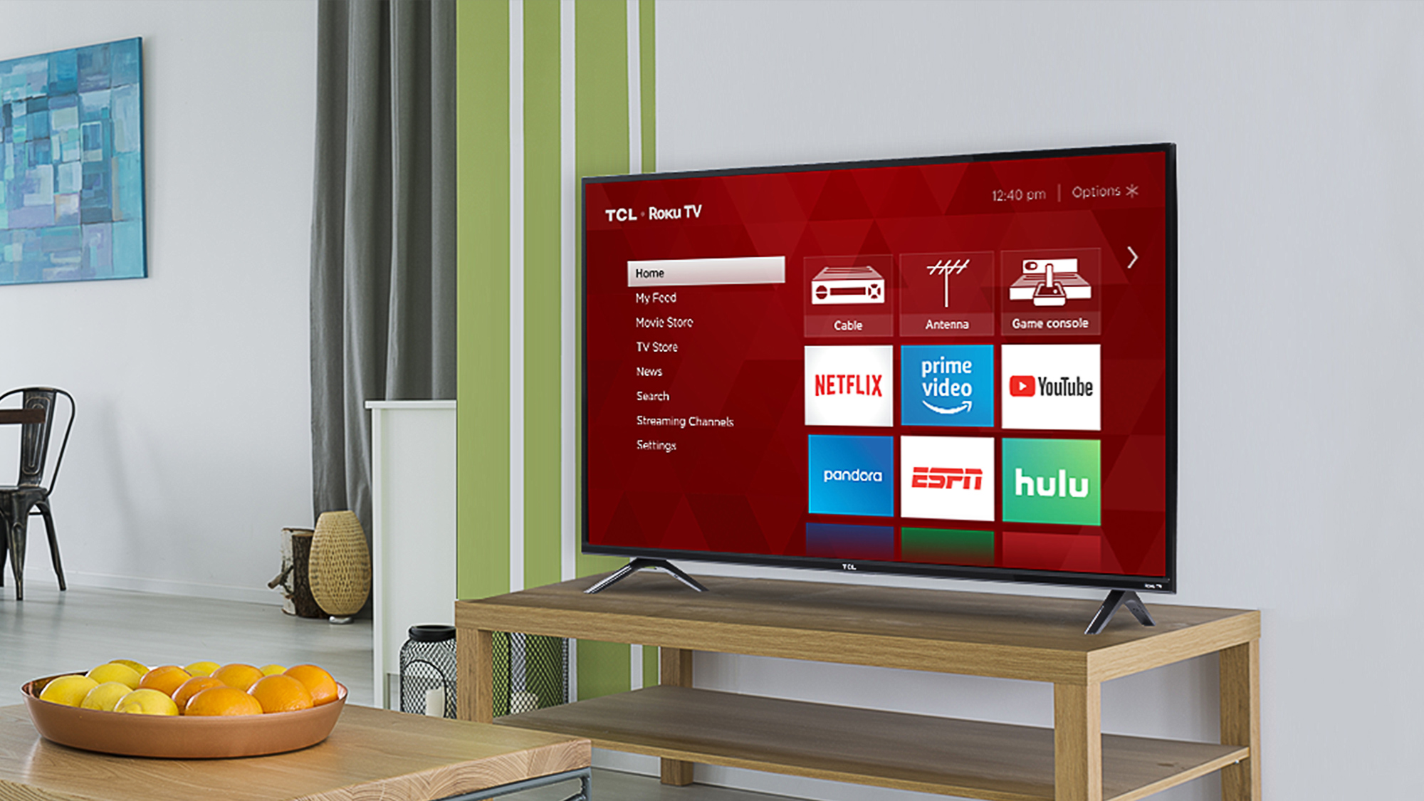 Tcl 3 Series 32 Inch Roku Tv Review A Small Smart Tv That S Cheap Tom S Guide