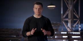 Watch Matt Damon Recap The First Three Bourne Movies In 90 Seconds