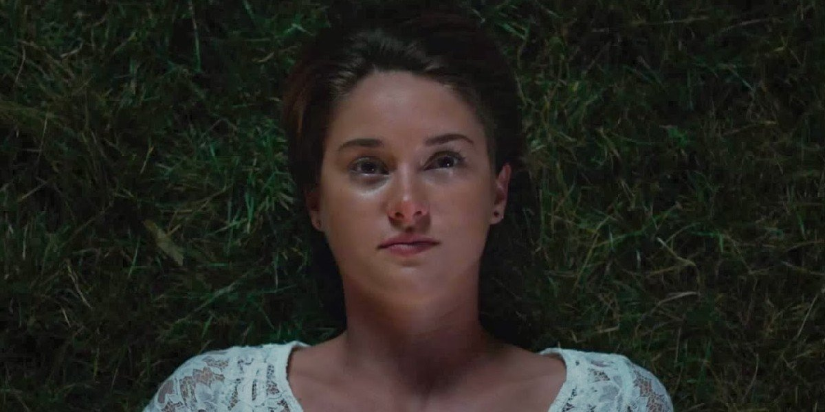 Shailene Woodley in The Fault in Our Stars (2014)