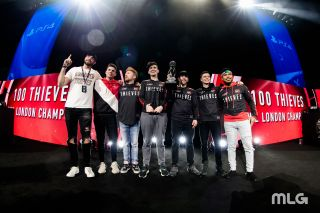 100 Thieves win CWL London