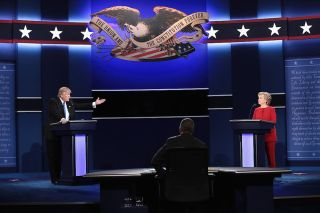 Donald Trump & Hillary Clinton Debate