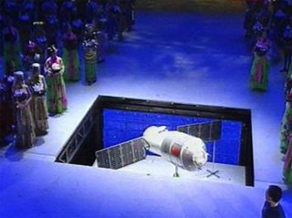 China Readies Military Space Station for 2010 Launch