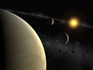 Planets Found in Potentially Habitable Setup