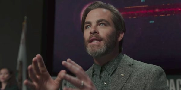 Chris Pine A Wrinkle in time alex murry