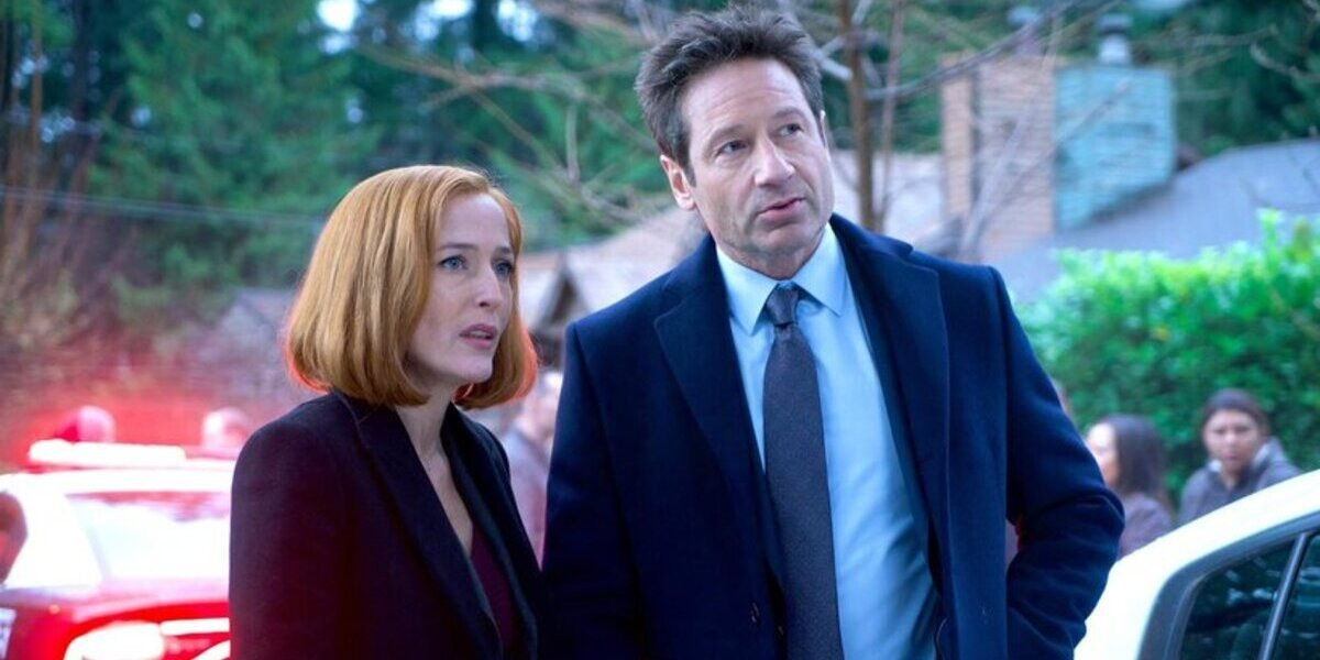 the x files season 11 fox scully and mulder