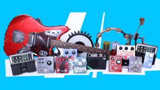 Death By Audio's Protection By Audio pop-up shop includes guitars, pedals and other gear