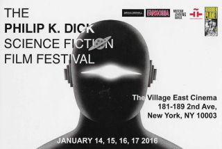 Philip K. Dick Science Fiction Film Festival 2016
