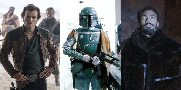 Solo Boba Fett Lando