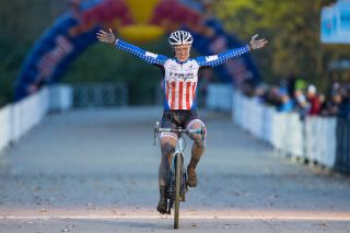 Katie Compton was a decorated cyclo-cross rider