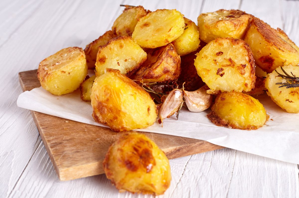 How to roast potatoes – perfectly