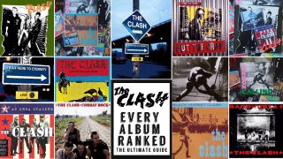 The Clash albums