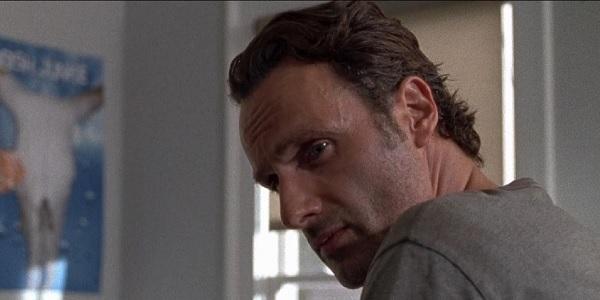 Rick Grimes Season 1 Hospital