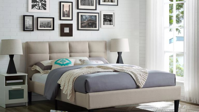 This Wayfair bedroom furniture is gorgeous, and it\'s on sale ...