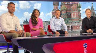 World Cup 2018 pundits