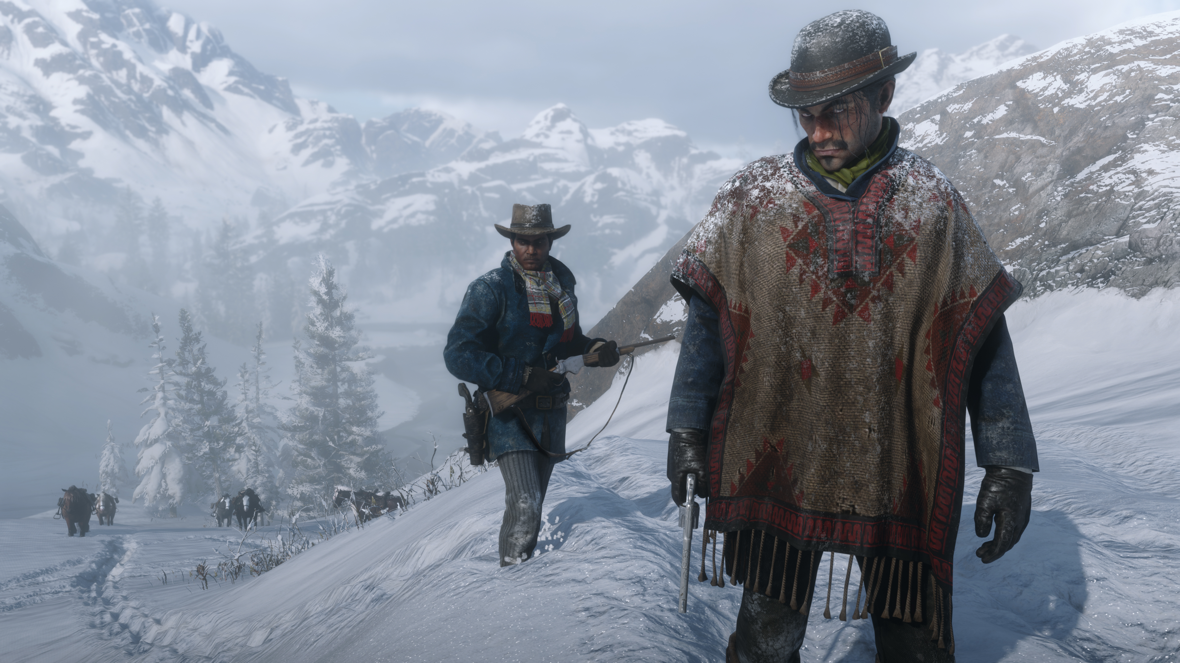 Red Dead Redemption 2 humbles even the mighty RTX 2080 Ti at