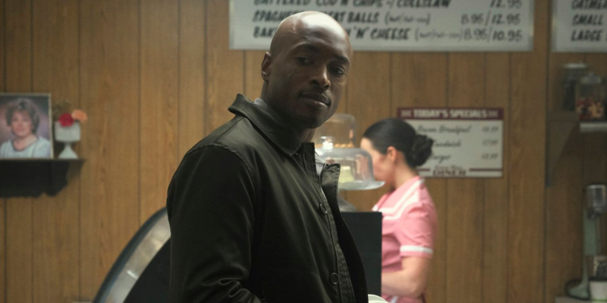 wole parks in Superman & Lois.