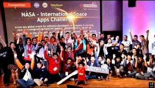 International Space Apps Challenge Global Hackathon