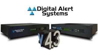 Digital Alert Systems DASDEC v4.3