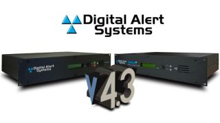 Digital Alert Systems DASDEC v4.3