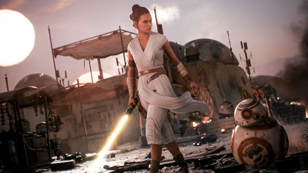Star Wars Battlefront 2's final content update arrives tomorrow