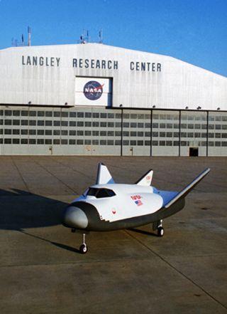 space history, nasa, lifting body