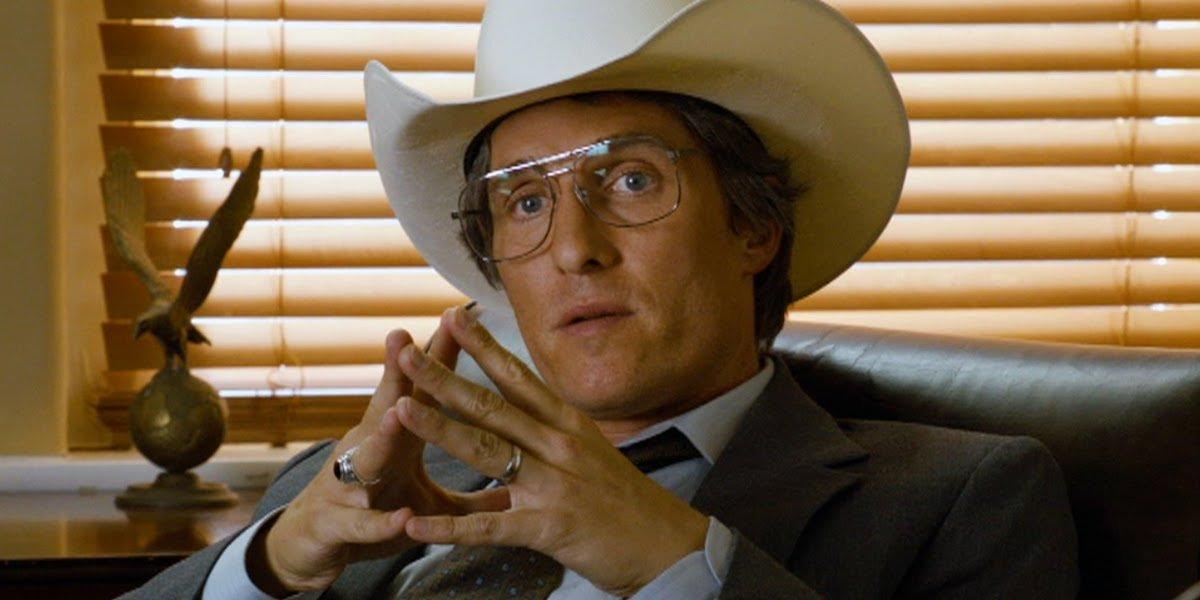 Matthew McConaughey in Bernie