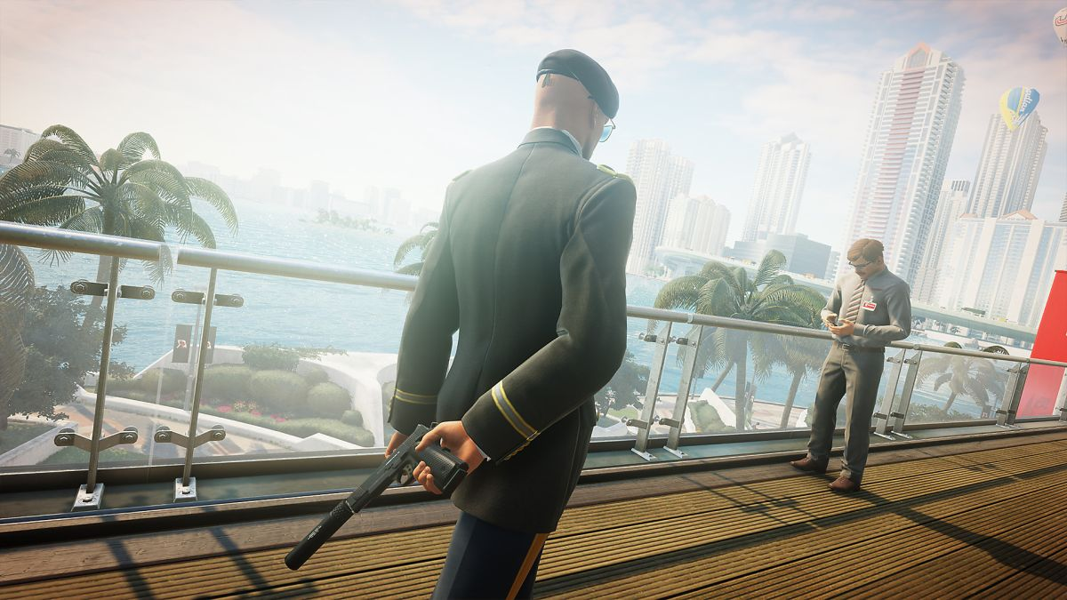 Golden Joystick Awards 2018: New Hitman 2 Accolades trailer is a grim ode to the art of assassination