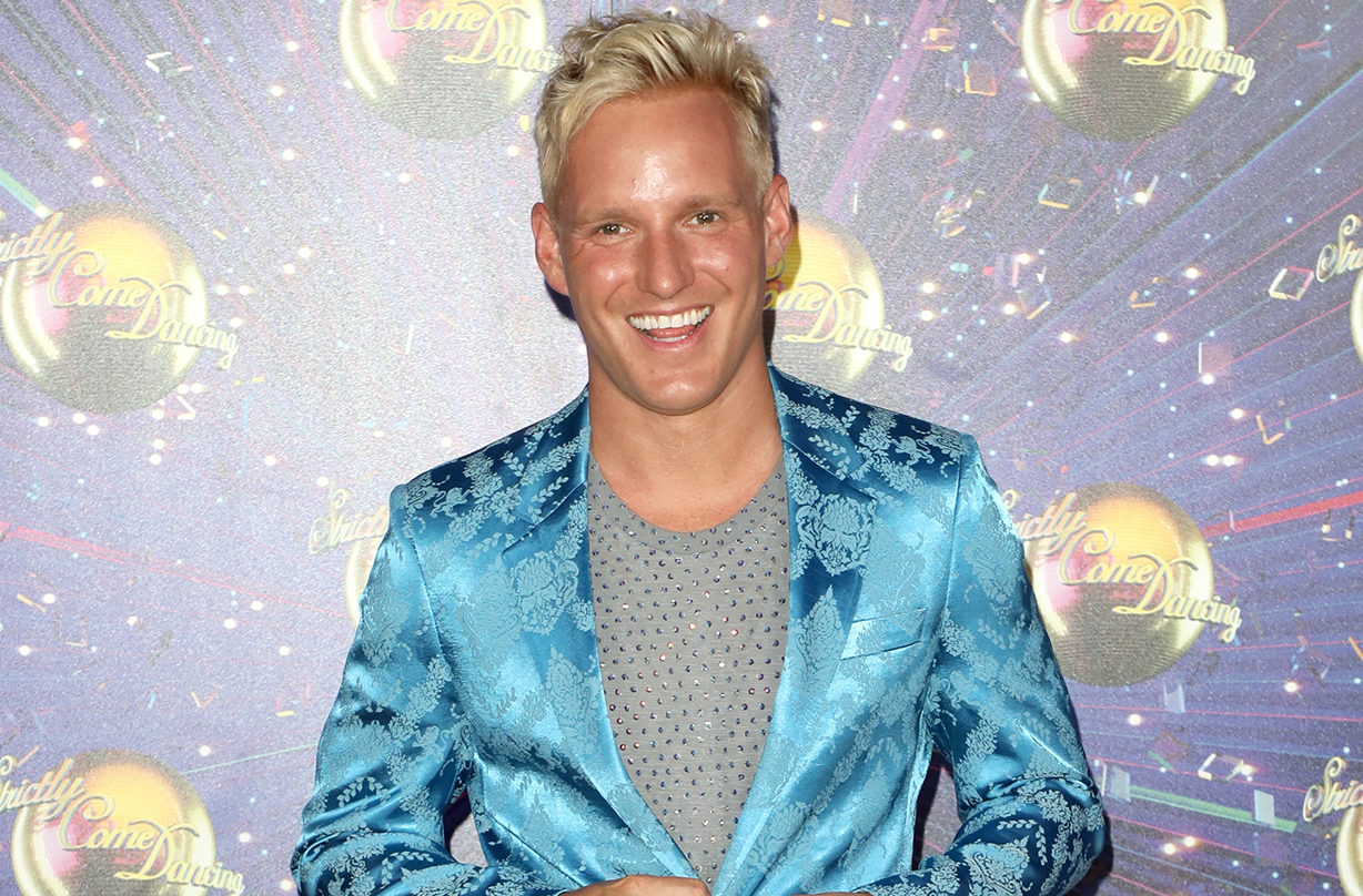 jamie laing responds kelvin fletcher strictly win