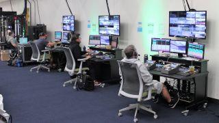 Fox Sports remote production