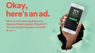 brand voice: spotify
