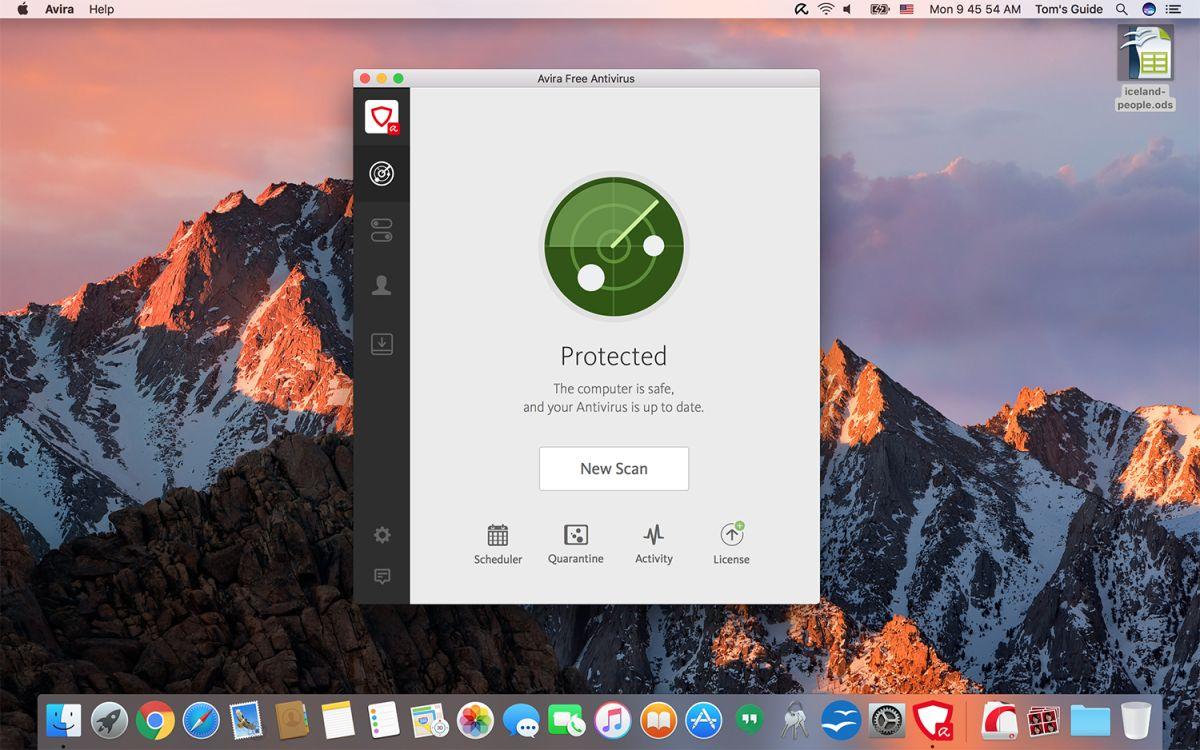 Avira Free Antivirus for Mac Review: You Can Do Better