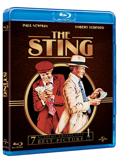 Blu-ray review | The Sting - Redford & Newman's classic con