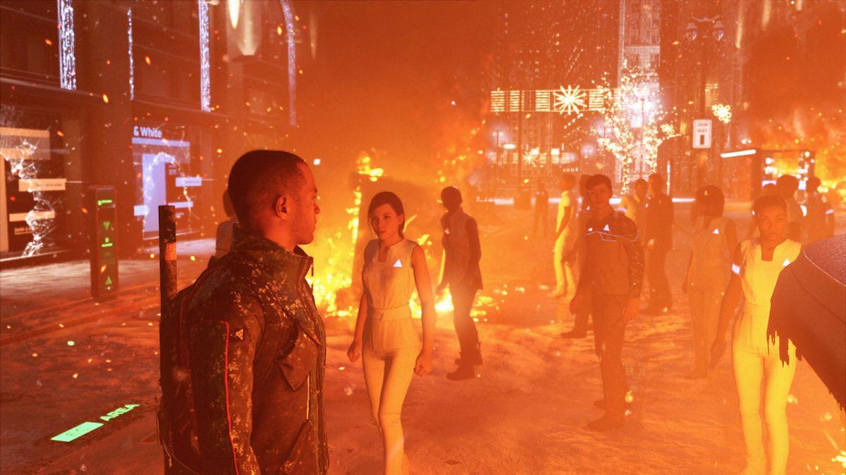 Quantic Dream's David Cage teases