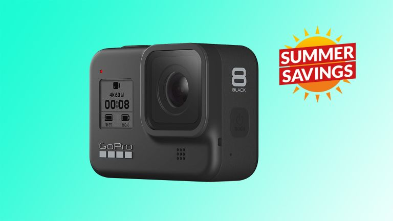 Summer savings: GoPro HERO8 Black