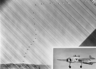 Bell X-14a aircraft