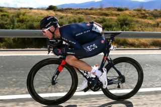 Chris Froome rode his last race for Ineos Grenadiers at the 2020 Vuelta a España, and will ride for Israel Start-Up Nation in 2021