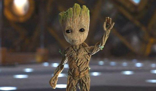 Vin Diesel voices Groot in Avengers: Endgame