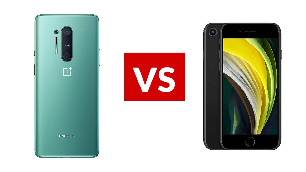 OnePlus 8 Pro vs Apple iPhone SE (2020): Which smartphone ...
