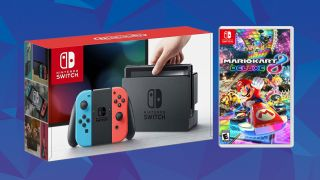 Get a Nintendo Switch console and game for $329 at Walmart, ahead of Prime Day