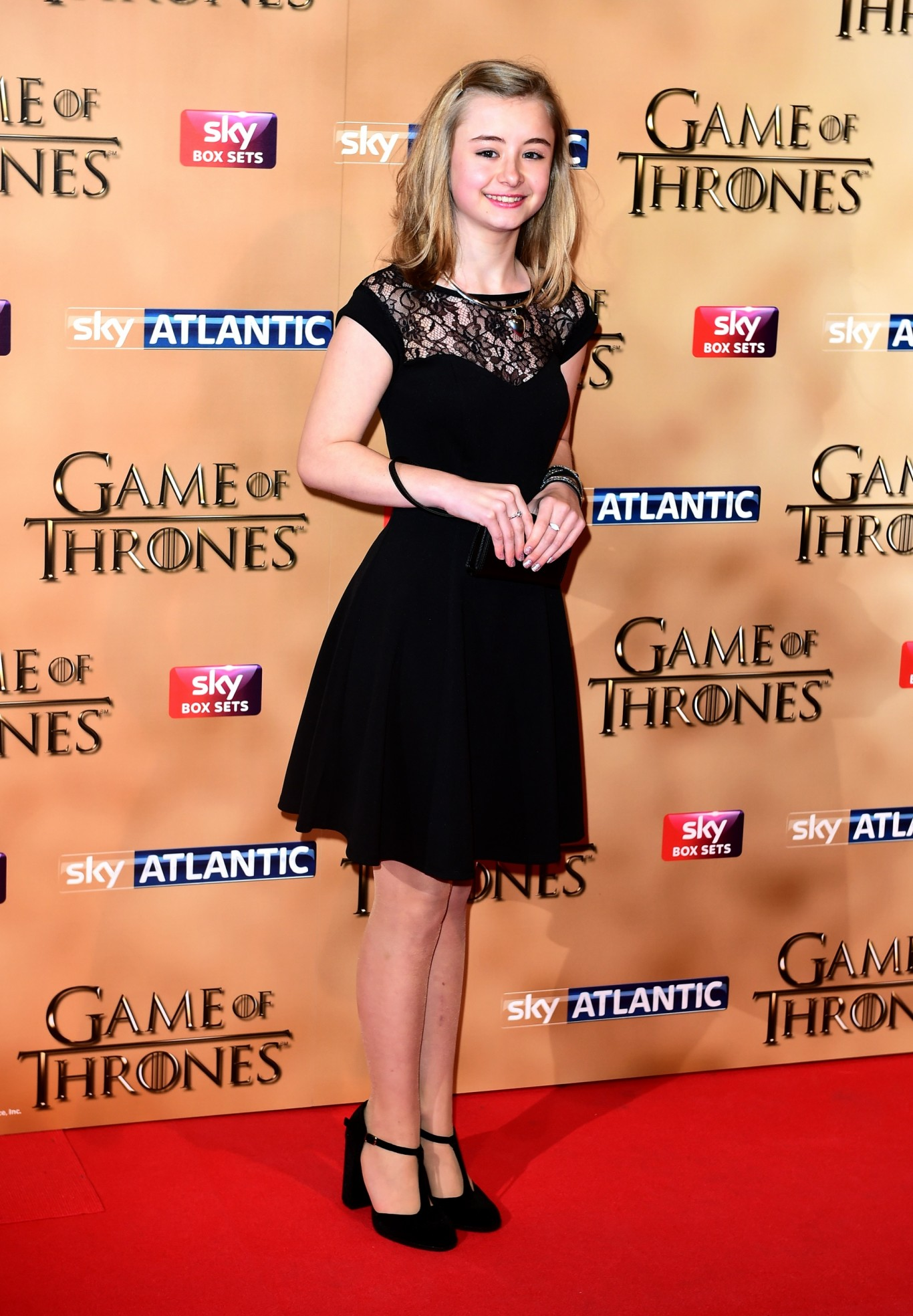 Kerry Ingram at the event