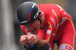 Under 23 time trial world championships Yorkshire