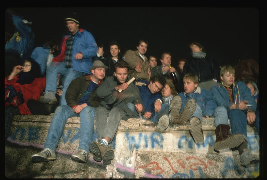 The Fall of the Berlin Wall With John Simpson