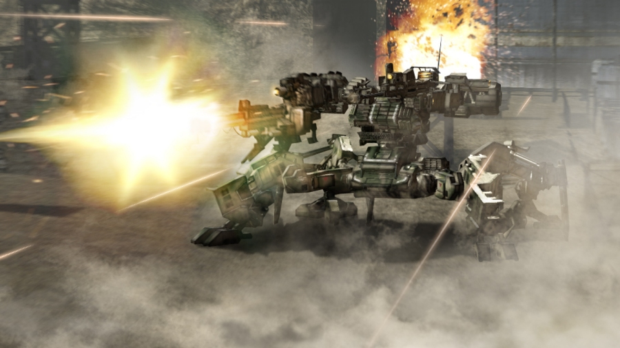 Armored Core: Verdict Day Coming This Summer To Xbox 360, PS3 #25741