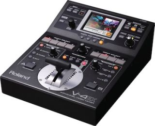 Roland Systems Group Introduces V-4EX Video Mixer